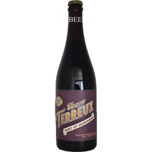 The Bruery, Terreux, Tart Of Darkness, Sour Stout, Oak Aged, - 0,75 l. - 6,6%