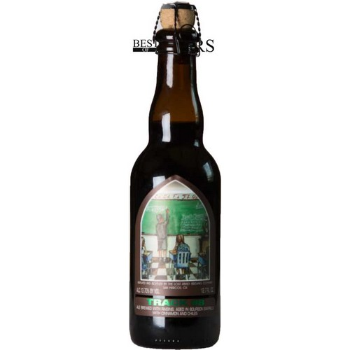 The Lost Abbey, Track #8, Ale Brewed With Raisins, Aged In Bourbon Barrels 0,375 l. - 13,70%