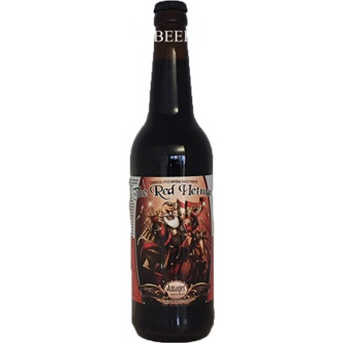 Amager, The Red Hetman, Imperial Baltic Porter, - 0,5 l. - 11,0%