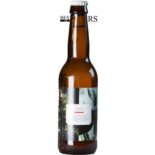 To Øl, No Regrätze, Sour Smoked Ale, - 0,33 l. - 4,0%