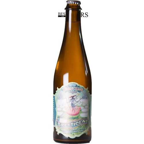 Wicked Weed, Bretticent, Farmhouse Ale Saison, Brettanomyces - 0,5 l. - 6,5%