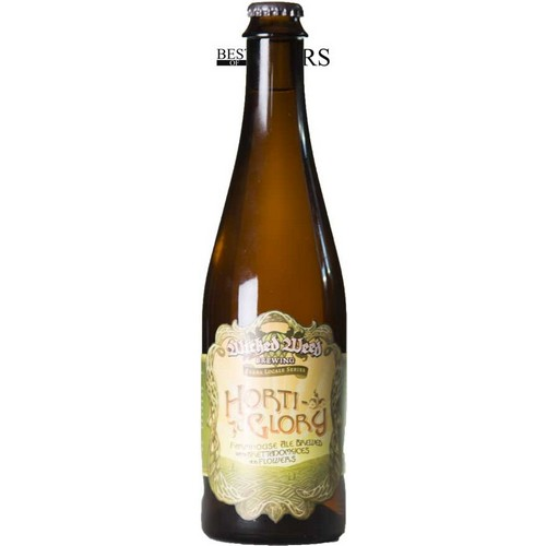 Wicked Weed, Horti Glory, Farmhouse Ale, Brettanomyces - 0,5 l. - 6,0%