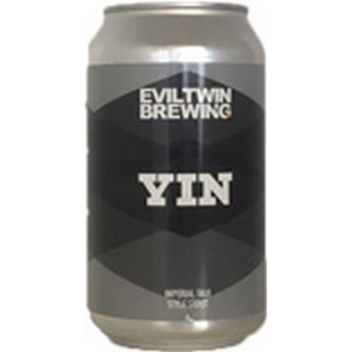 Evil Twin, Yin, Imperial Stout, - 0,33 l. - 10,0%