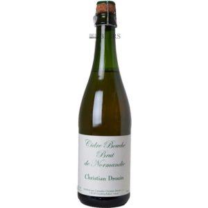 Christian Drouin - Brut (100% æble - upasteuriseret - ufiltreret) - 0
