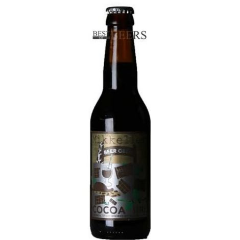 Beer Geek Cocoa Shake - Oatmeal Stout Brewed With Chocolate - 0