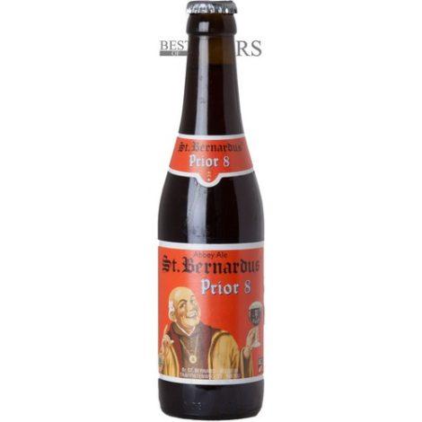 St. Bernardus Prior 8 - 0