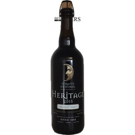 Heritage 2015 - Oak Aged Ale - 0