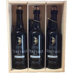Heritage 2015 - Oak Aged Ale