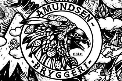 amundsen bryggeri oslo beer
